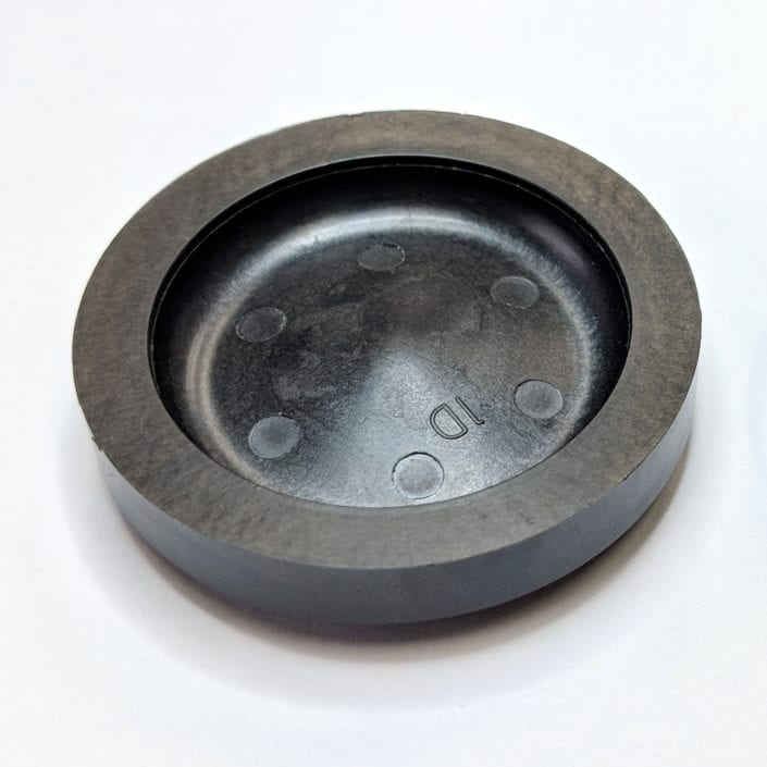 PEEK resin Thermoplastic industrial component