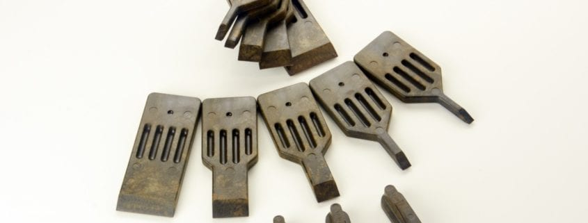 Endurosharp Torlon Scraper Blades